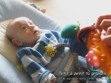 Ptit Ra', de la naissance à 7 mois
