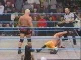 Scott Steiner vs. Buff Bagwell-WCW Title