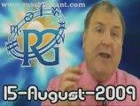 RussellGrant.com Video Horoscope Aries August Saturday 15th