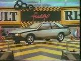 Pub americaine Renault Fuego