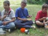 SGDF Scouts et Guides de France Camp 2008 Video 1