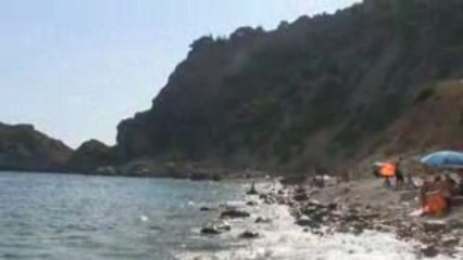 Plage Ambolo Cap Negre Javéa Espagne