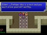 Série Final Fantasy IV: 18 - La voix de la sagesse