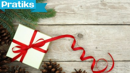 Comment friser du ruban pour un paquet cadeau