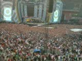 Concert Robbie Williams Parc des Princes