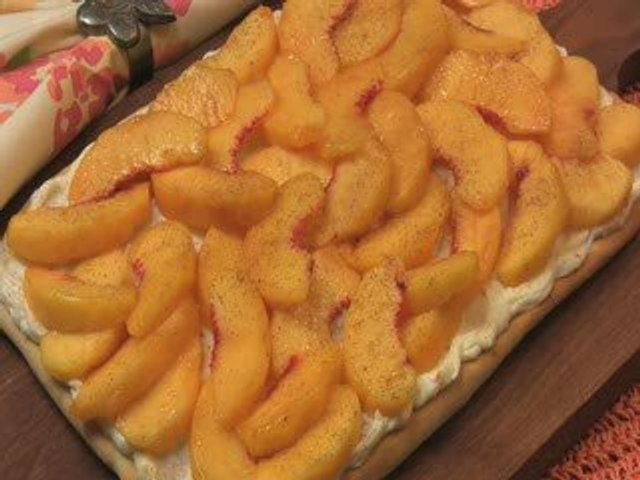 Fresh Peach Delight