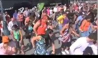 VidSF: Hit and Run Hula Flash Mobs in San Francisco