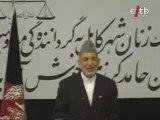 Afganistán: Talibanes amenazan campaña electoral de  Hamid K