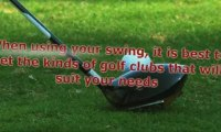 Left Handed Golf Swing Video Dailymotion