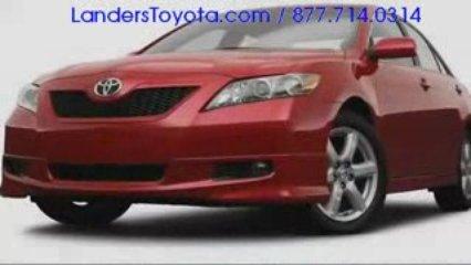 Toyota Dealer Toyota Camry Russellville Arkansas