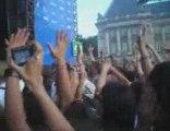 SPY4: le public met le feu au concert (BXL 2009 )