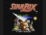 [Old School Video] Starwing / StarFox