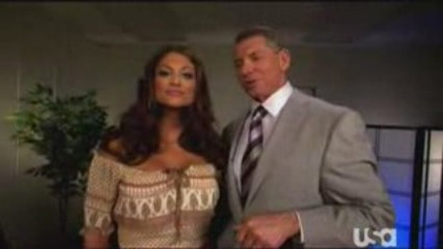 Mr. McMahon Salutes Monk!