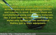 Oakley Golf Shoes - Why Buy Oakley Golf Shoes?