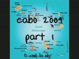 - CABO 2009 - PART.I -
