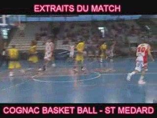 C.B.B. vs ST Médard