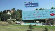 Gîte 3 clés à GAILLAC dans le Tarn en Midi-Pyrénées