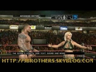 Smackdown vs raw 2010 trailer/photos/modes