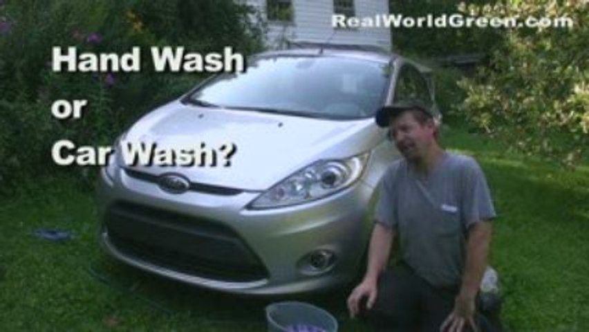 Green Car Wash?