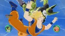 Bande annonce du prochain Jeu DBZ Dragon Ball Raging Blast