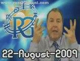 RussellGrant.com Video Horoscope Sagittarius August Saturday