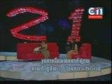 CTN Khmer- CH21- 20 August 2009-1 Chenda Interview Pichenda
