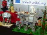 Japan Expo 2008 - Maquettes LEGO