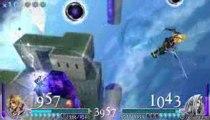Dissidia : Final Fantasy Tidus  contre Séphiroth