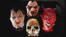 Michael Jackson Halloween Costume; Thriller, Bad, Mask, ...
