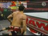 WWE Catch Attack Raw 21/08/09 Partie 2