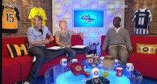 Bradley Wright-Phillips on Soccer AM 2009-08-23