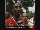 Kobe Bryant playing Street Ball, basketball, nba