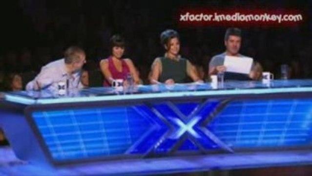 X Factor: S06E01 - David Moors Audition