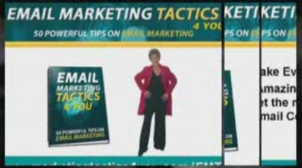 Email Direct Marketing Tool – Email Tactics