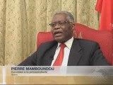 INTERVIEW - Pierre MAMBOUNDOU 2 - Gabon - Part. 2