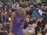 NBA Slam Dunk Contest 2000- Vince Carter - All Star Game
