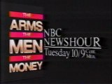 NBC News Promos January 5, 1987