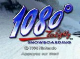 Video oldie (N64): 1080° snowboarding