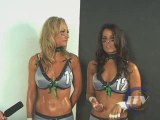 ITV Sports with Shannon and Shannon from the Seattle Mist