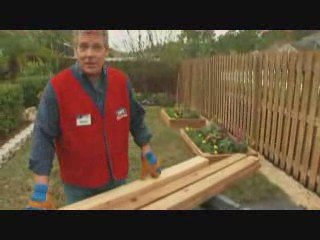 How to Build a Raised Flower or Garden Bed