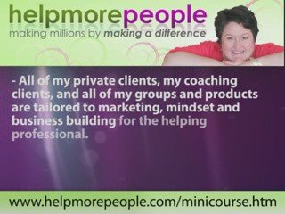 Coaching Business Tip: The Importance of Authentic Marketing