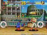 Fatal fury Special Versus Movie