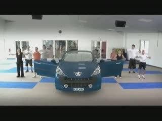 Pub Peugeot Réunion avec Moving