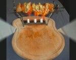 Barbecue de table pour un dîner romantique