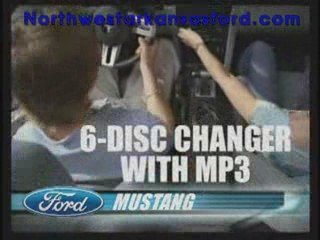 Ford Dealership Ford Mustang Bentonville Arkansas