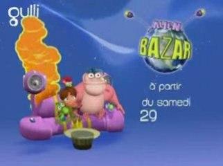 BA Alien Bazar 01 (rentrée 2009)