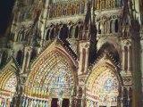 la cathèdrale d'Amiens