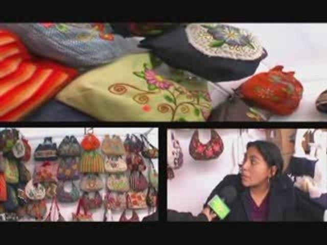 P20 EM 4: Exhibe Perú 2009. Feria de Artesanía y Textilería