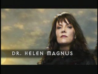 "Sanctuary on DVD: ""Dr. Helen Magnus"" promo"