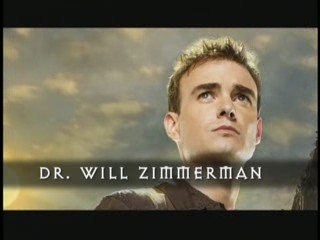"""Sanctuary on DVD: """"Dr. Will Zimmerman"""" promo"""